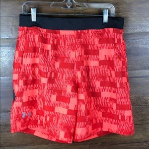 "Under Armour Mens Speedpocket Run 7"" Liner Shorts"